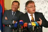Milorad Dodik i Mladen Ivanic