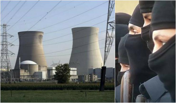 Nuklearna elektrana i ISIS