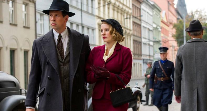 """Johan Heldenbergh jako Jan Żabiński w amerykańskim dramacie """"Azyl"""""""