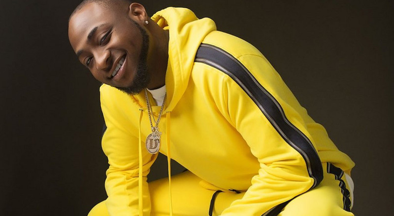 Davido's 'Fall' becomes most viewed video by a Nigerian artist on Youtube