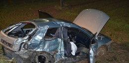 Tragedia pod Puławami. Trzy osoby zginęły w wypadku