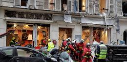 Eksplozja w Paryżu. Dwie osoby nie żyją, dziesiątki rannych