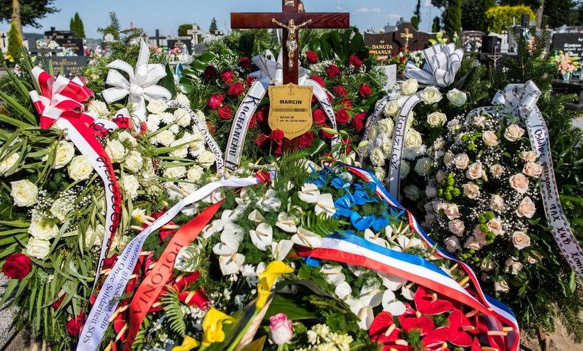 Pogrzeb Marcina Kolczyńskiego