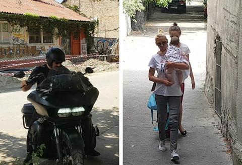 Nataša Bekvalac i Luka Lazukić ponovo u Centru za socijalni rad zbog Katje! Video