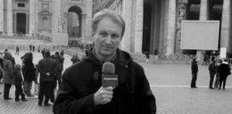 Zmarł dziennikarz Marek Lehnert