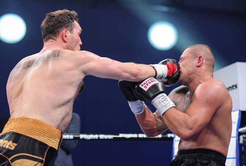 Albert Sosnowski wygrał w ostatniej walce w karierze
