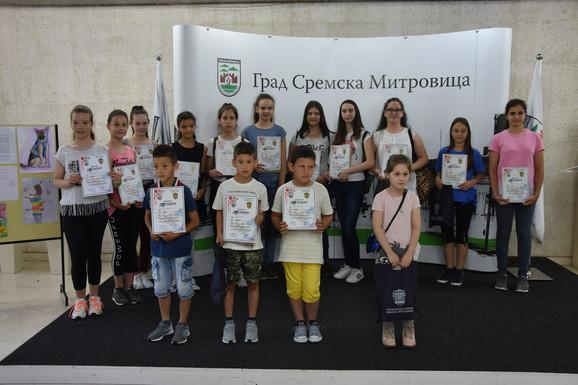 Nagrađeni učenici