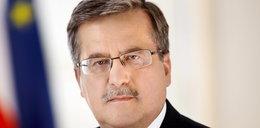 Komorowski pogroził Janukowyczowi