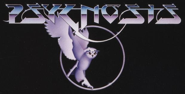 Logo firmy Psygnosis