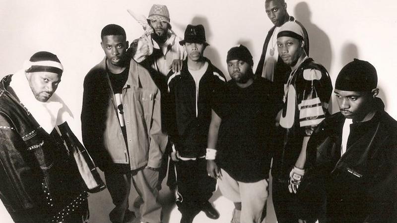 Wu-Tang Clan (fot. oficjalna strona)