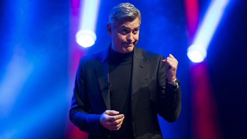 George Clooney: Mówcie gdzie i na pewno się tam stawię