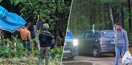 Smutny obraz obozu dla uchodźców i strach w pobliskiej wsi. Życie przy granicy litewsko-białoruskiej. W Rudnikach ludzie zaciągają się do cywilnej milicji [Reportaż]