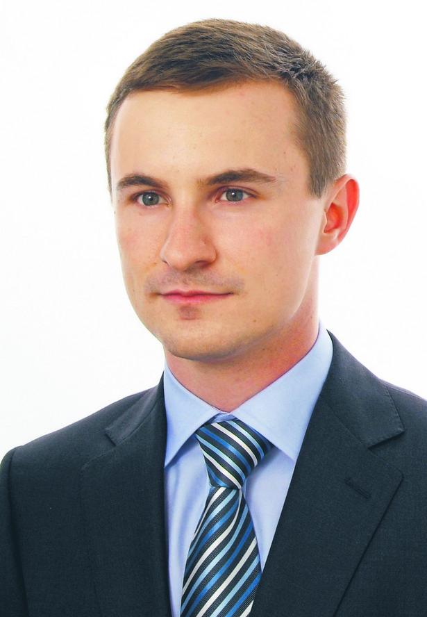 Bartłomiej Dziliński, prawnik, ekspert ds. legislacji w Biurze Analiz Sejmowych
