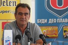 Predsednik Jagodine: Ne želimo da vola ubijamo za džigericu, Liga Evrope je naš cilj