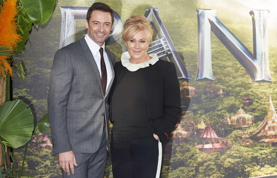 Hugh Jackman i Deborra-Lee Furness