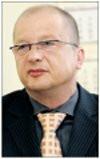 Andrzej Sugajski, dyrektor w Związku     Przedsiębiorstw Leasingowych
