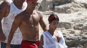 Cristiano Ronaldo potwierdził, że jego ukochana jest w ciąży