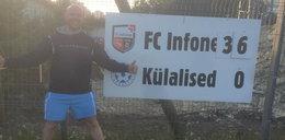 Historyczny wyczyn piłkarzy w Estonii. Wygrali mecz 36:0!