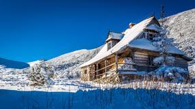 Znajdź przytulny domek w górach na święta i sylwestra