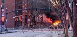 Wybuch w Nashville. Zamachowiec wierzył w istnienie ludzi-jaszczurów