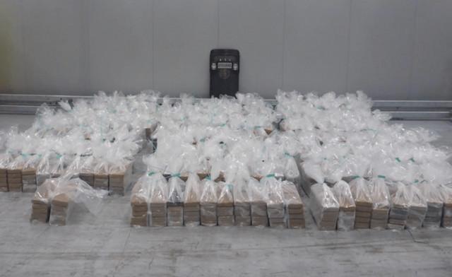 Kokain zaplenjen u Roterdamu