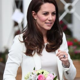 Księżna Kate znów zachwyca. Tym razem postawiła na skromną stylizację