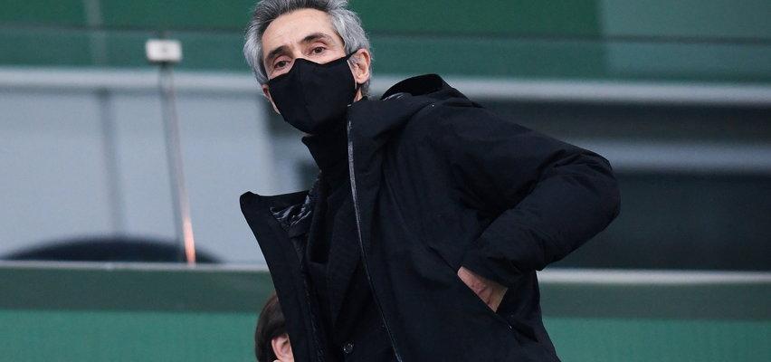 Dlaczego Paulo Sousa nie ogląda polskiej ligi?