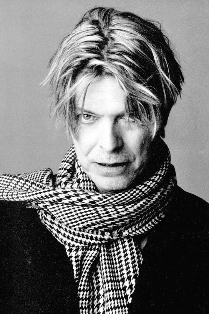 English Musician David Bowie