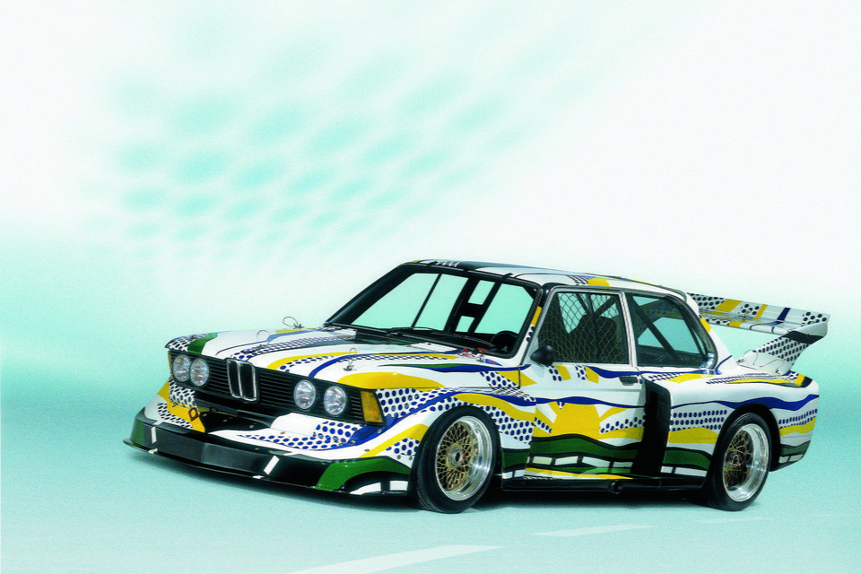 BMW Art Car Collection ma 40 lat