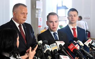 Andruszkiewicz prosi wyborców o wsparcie: Trwa na mnie oszczercza nagonka
