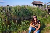 Dragana uživa u prirodi