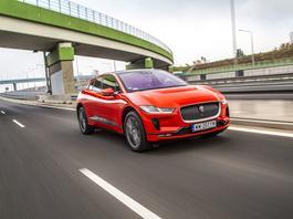 Jaguar I-Pace - czy jest lepszy od Tesli?