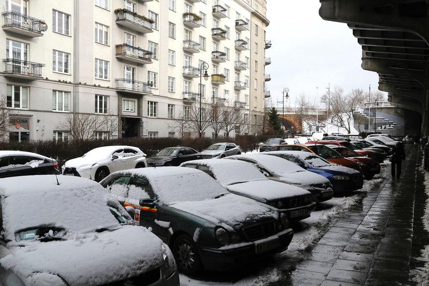Chcą płatnego parkowania w weekendy