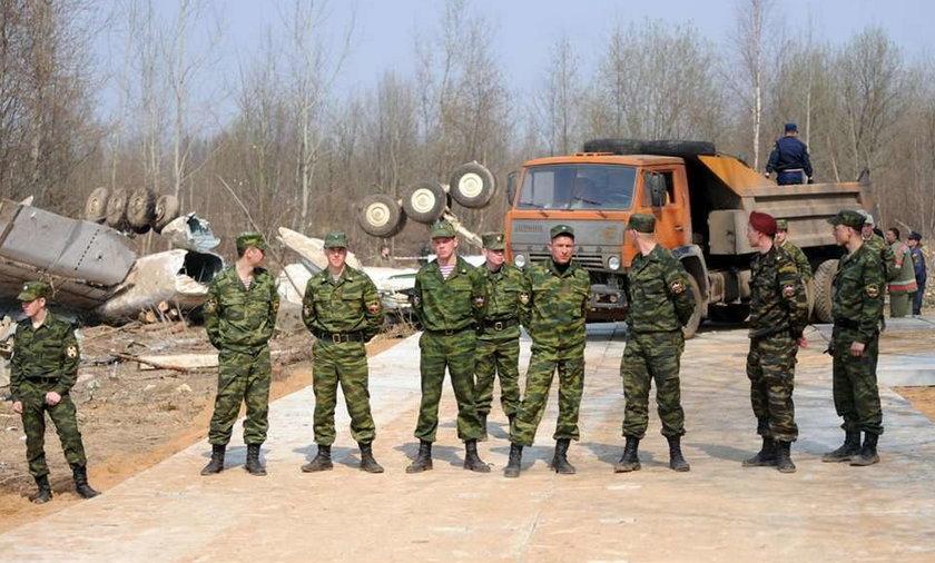 Rosjanie nie chcą przekazać bilingów!