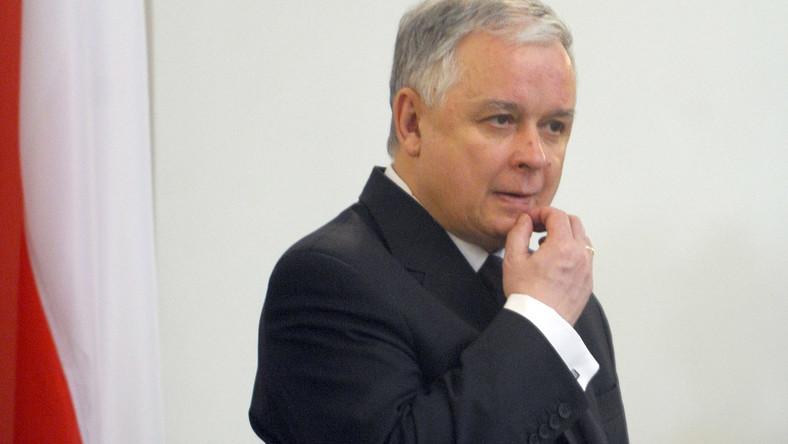 Wyzywają Kaczyńskiego w internecie