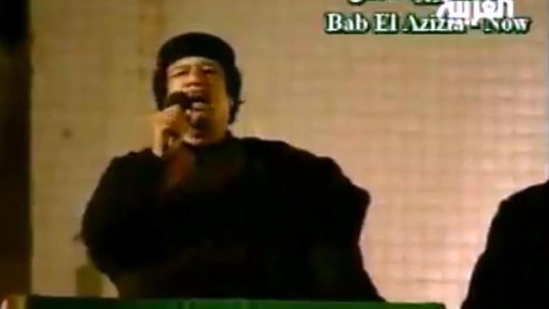 Kadafii przejmuje bastion powstańców na zachodzie Libii