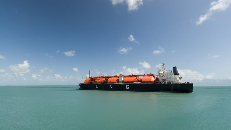 Gazoport będzie mógł przyjąć po rozbudowie 7,5 mld m. sześc. gazu
