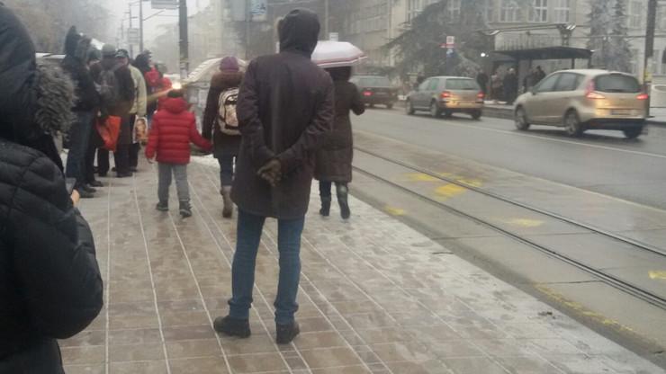 Poledica jutros u Beogradu