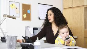 Jakie stanowisko dla zatrudnionej w służbie cywilnej, która wraca z wychowawczego po 1 sierpnia