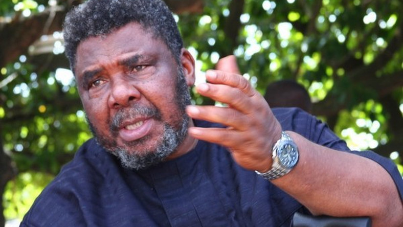 72-yr-old actor, Pete Edochie says he doesn't care about opinions expressed about him. (BuzzNigeria)