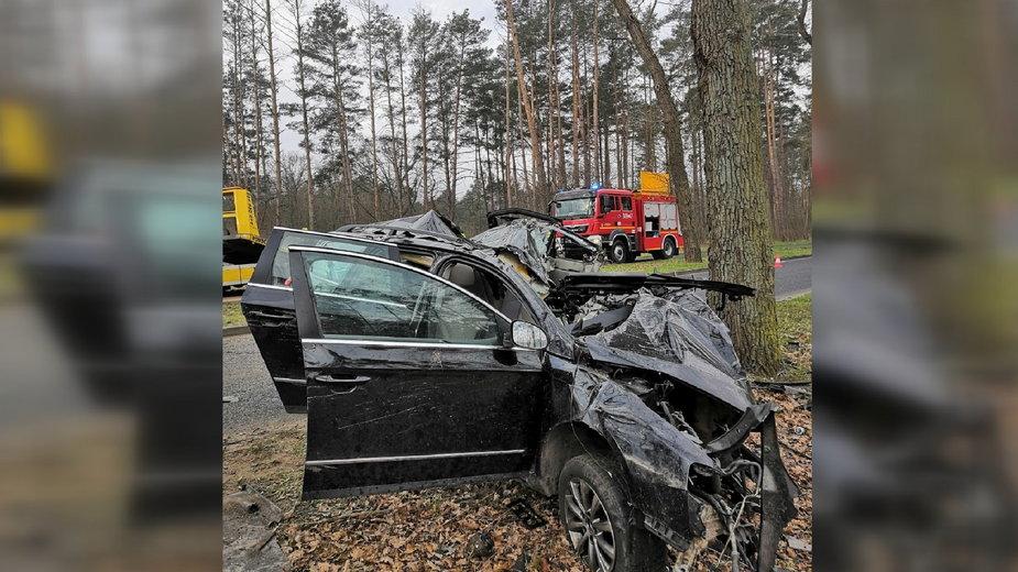 Śmiertelny wypadek w Kostrzynie nad Odrą