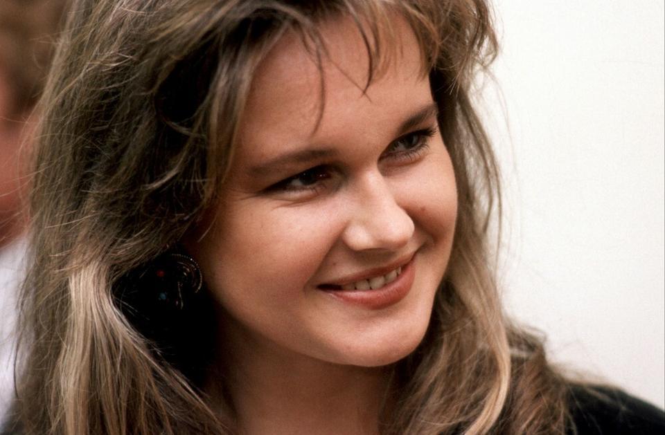 Grażyna Torbicka w 1991 r.