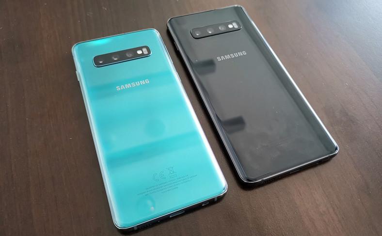 Samsung Galaxy S10 i S10+