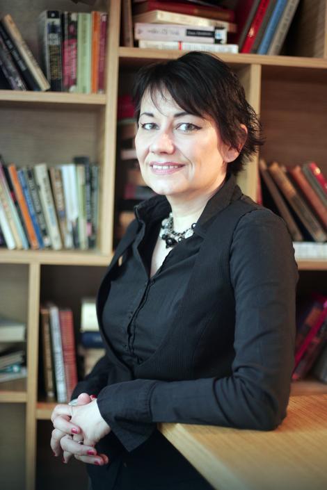 Ana Ristović je jedan od zastupljenih autora