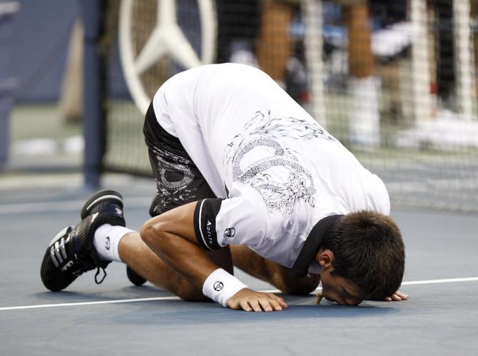 I najveći skeptici danas priznaju -  susret dr Četojevoća i Novaka Đokovića promenio je svetski tenis