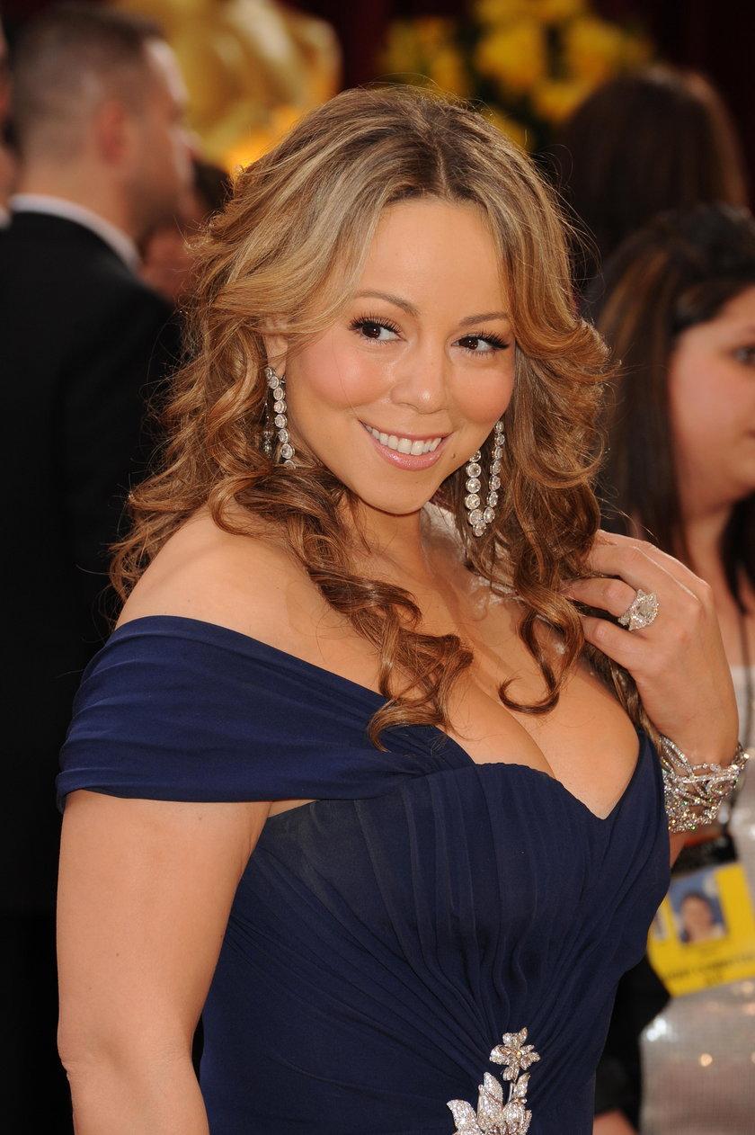 Pierścionek zaręczynowy Mariah Carey