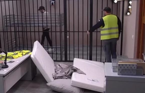 Toma Panić u zatvoru