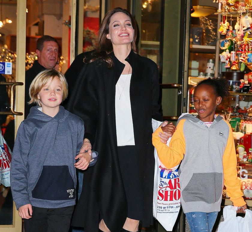 Angelian Jolie