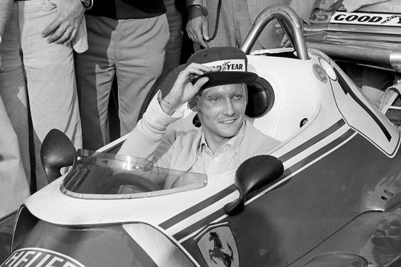 POSLEDNJI KRUG NA UŠĆU Kako je Niki Lauda završio drugi na trci u Beogradu