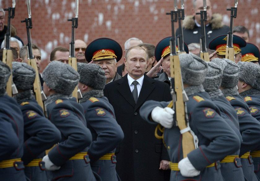 Putin spadkopiercą Stalina?
